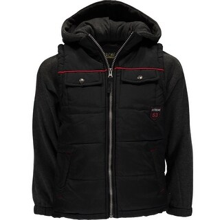 iXtreme Boys 2T-4T Puffer Vested Jacket