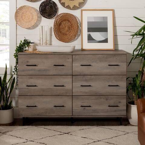 Carbon Loft Six Drawer Dresser