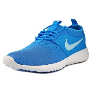 Nike Juvenate Women Round Toe Synthetic Blue Running Shoe