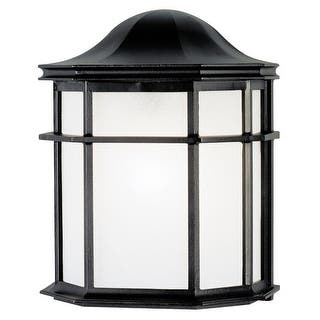Westinghouse outdoor lighting for less overstock westinghouse 66898 single light outdoor wall lantern a19 4 12 aloadofball Choice Image