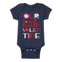 Our Little Valentine - Valentine Love Infant One Piece