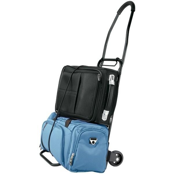 Travel Smart By Conair Ts34F Flat-Folding Multi-Use Cart