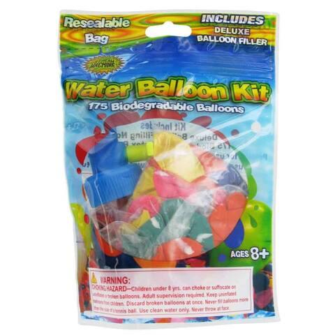 Stream Machine 80081 Water Balloon Refill Kit with 175-Balloons