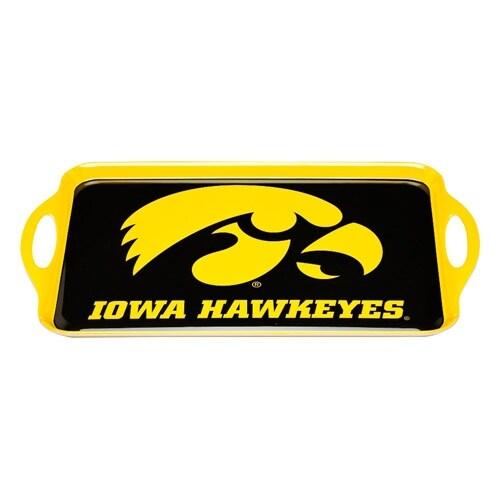 """""""Bsi Products Inc Iowa Hawkeyes Melamine Serving Tray Melamine Serving Tray"""""""
