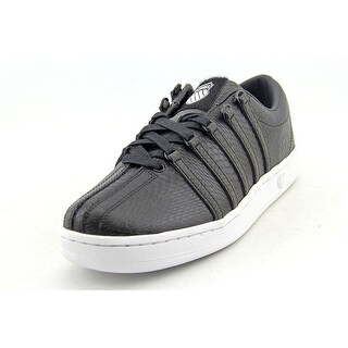 K-Swiss The Classic P Men Round Toe Leather Fashion Sneakers