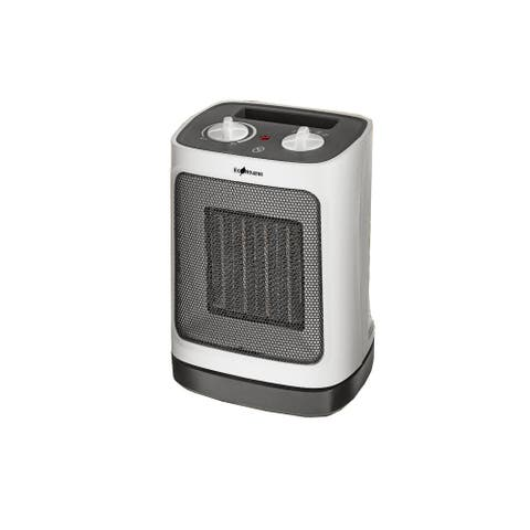 Ecohouzng 23 inch Oscillating Tower Ceramic Heater with Remote - One Size
