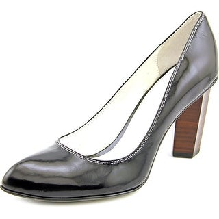 Chinese Laundry COSSTA MESA Women Pointed Toe Patent Leather Black Heels