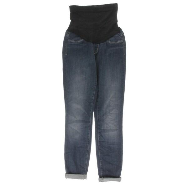 NYDJ Womens Annabelle Skinny Jeans Maternity Skinny