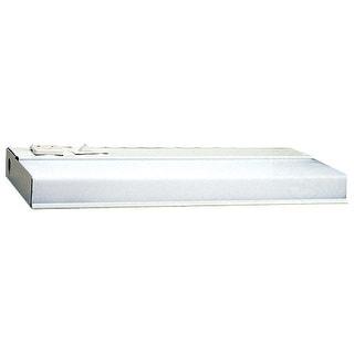 "Elco EUN24EL 24.5"" Fluorescent Undercabinet Light with Lamp - White"
