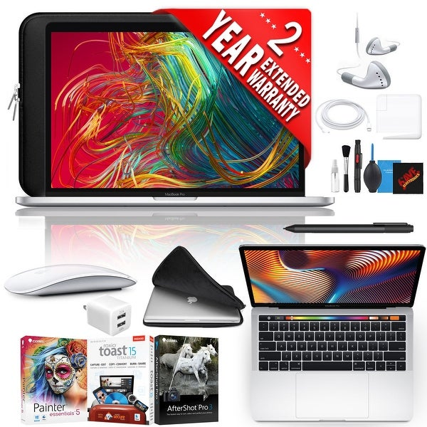Apple MacBook Pro with Touch Bar 2018 with Magic Mouse Combo