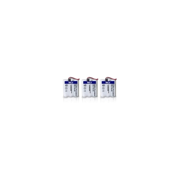 Replacement Battery for Uniden BT905 Battery Model (3 Pack)