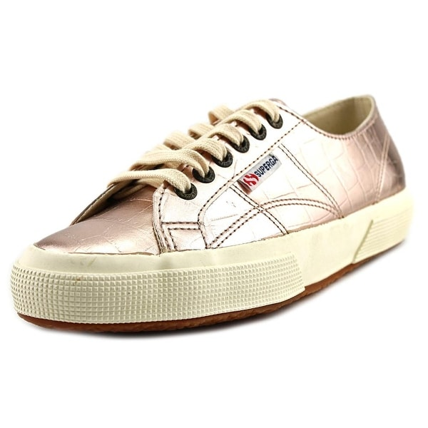 Superga 2750 Rose Gold Sneakers Shoes
