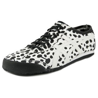 Onitsuka Tiger by Asics Mexico 66 Women Round Toe Canvas Sneakers