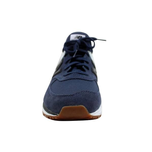 100% authentic 07502 46155 Shop New Balance 574 Sport Navy MS574FBN Men's - Free ...