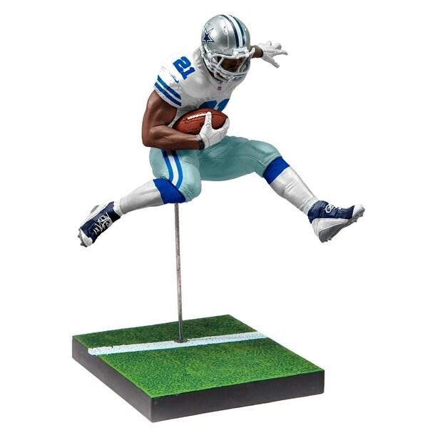 e79f0de4ff1 Shop Dallas Cowboys NFL Madden 18 Ultimate Team Series 2 Figure: Ezekiel  Elliott - multi - Free Shipping On Orders Over $45 - Overstock - 20790953