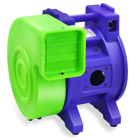 Cloud 9 Inflatable Bounce House Blower 2 HP, Commercial Air Blower Fan