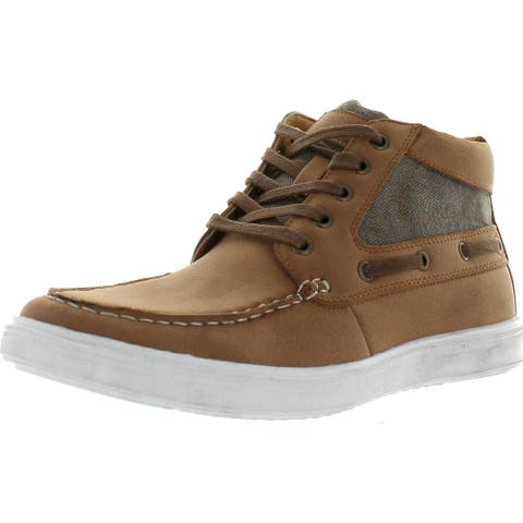 Arider Burt-02 Mens Lace-Up Funky High-Top Casual Shoes