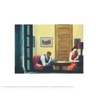 ''Room in New York'' by Edward Hopper Museum Art Print (8 x 10 in.)