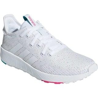 brand new e5d1f 33837 adidas Women s Questar X Byd Sneaker White White Shock Pink