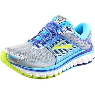 Brooks glycerin 14 Women  Round Toe Synthetic Blue Running Shoe