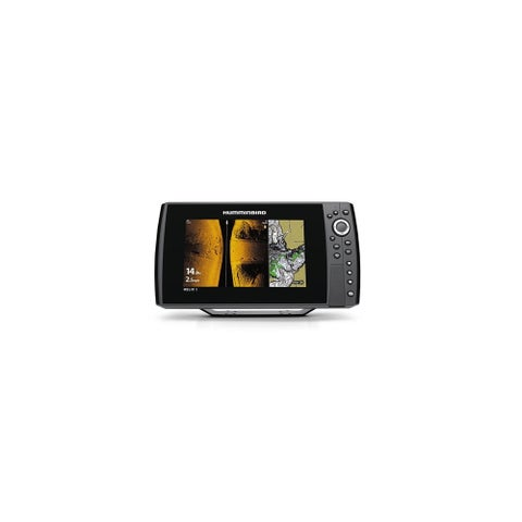 Humminbird Helix 9 Chirp Mega SI/GPS G2N Combo 410090-1 w/ Side Imaging Internal GPS Receiver