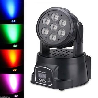 14CH RGBW LED Moving Head Spot Light DMX 512 DJ Club Disco Party Stage Lighting