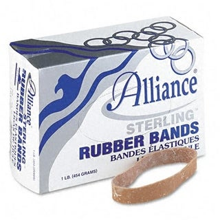 Sterling Ergonomically Correct Rubber Bands #105 5/8 x 5 70 per