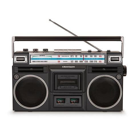 "Ct201 Cassette Player - 11.5 ""W x 3.5 ""D x 4.75 ""H"