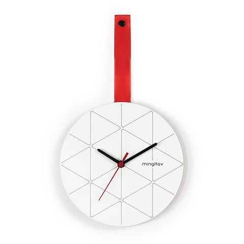 SavaHome Minuel Wall Clock
