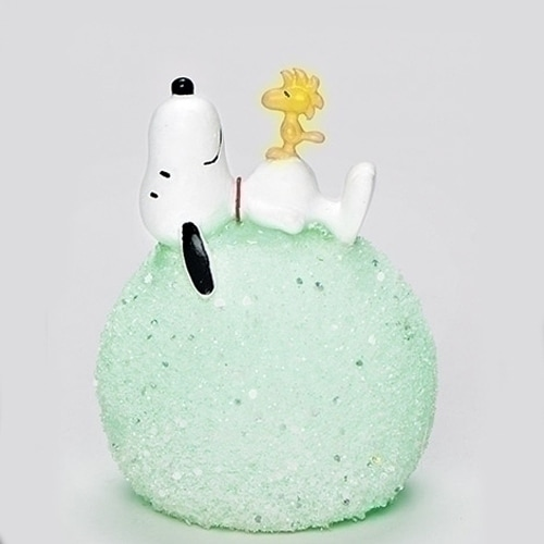 Snoopy LED Snowball