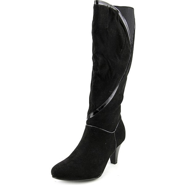 Karen Scott Womens Mailaa Suede Closed Toe Knee High Fashion Boots