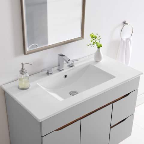 """Cayman 36"""" Bathroom Sink"""