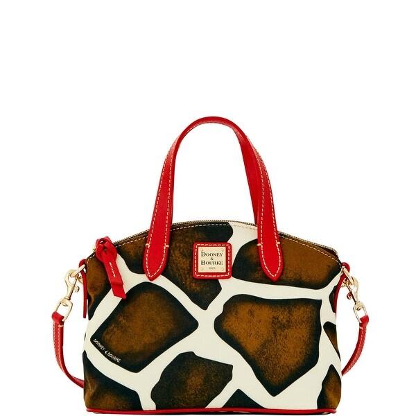 Dooney & Bourke Nylon Ruby (Introduced by Dooney & Bourke at $158 in Jan 2016) - Giraffe