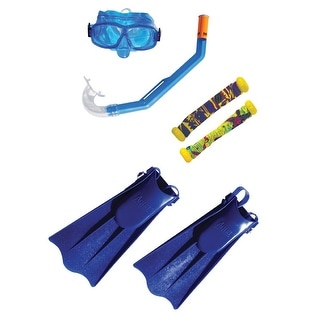 Aqua AQK1569 Mask and Dive Combo Set