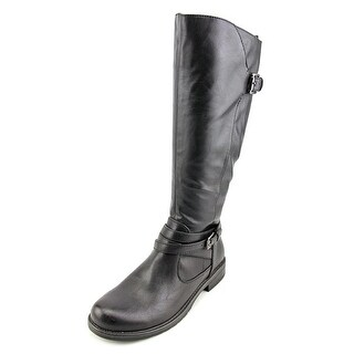 Baretraps Corrie Women  Round Toe Synthetic Black Knee High Boot