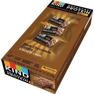 Breakfast Protein Bars - Dark Chocolate Cocoa, 1.76 oz. Pack o