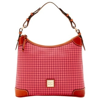 Dooney & Bourke Henderson Hobo (Introduced by Dooney & Bourke at $228 in Sep 2016) - Claret