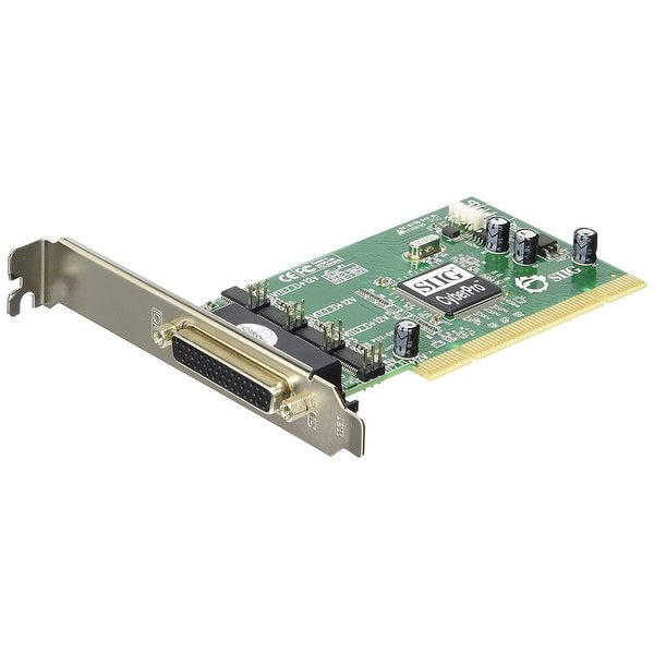4Port Db9 Ser Pci Rs232 16550 Dp Quartet Ser 550 Pci