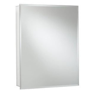 "Jacuzzi PD42000 30"" H x 24"" W x 5-1/4"" D Single Door Medicine Cabinet"