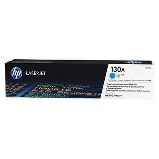 HP CF351A Cyan Original LaserJet Toner Cartridge 1000 Page