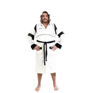 Star Wars Stormtrooper Adult Fleece Robe
