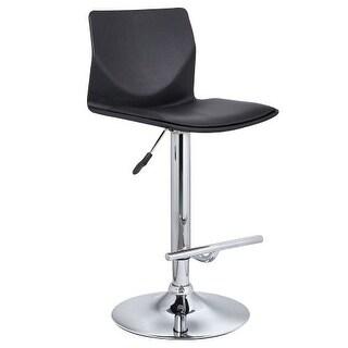Bromi Design BF2610 Washington Adjustable Height Swivel Bar Stool