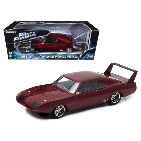 Jada 1969 Dodge Charger Daytona Vehicle