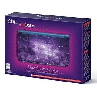 Nintendo Galaxy Style Nintendo New 3Ds Xl Console-Blue