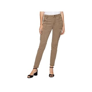 Sanctuary Womens Bootcamp Cargo Pants Textured Utility