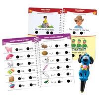 Hot Dots(R) Jr. Let's Master Kindergarten Reading