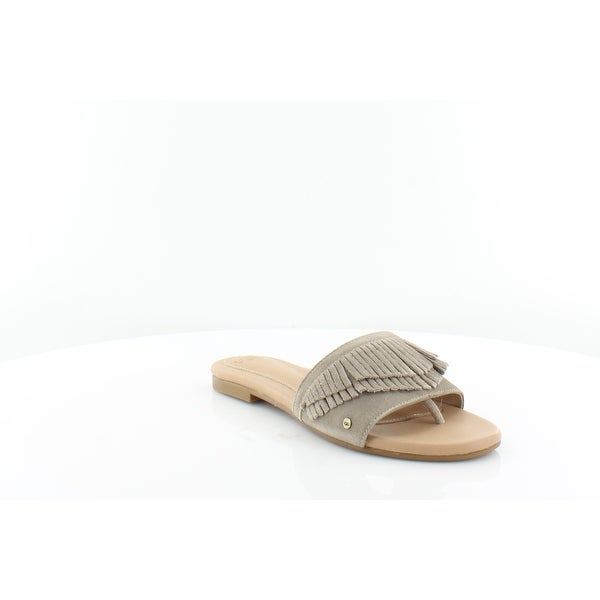 6b58fa3e8c4 Shop UGG Binx Women's Sandals Sand - Free Shipping Today - Overstock ...