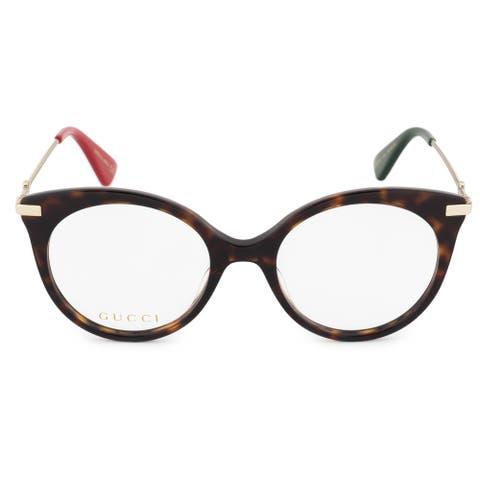 Gucci Gucci Cat Eye Eyeglass Frames GG0109O 002 50