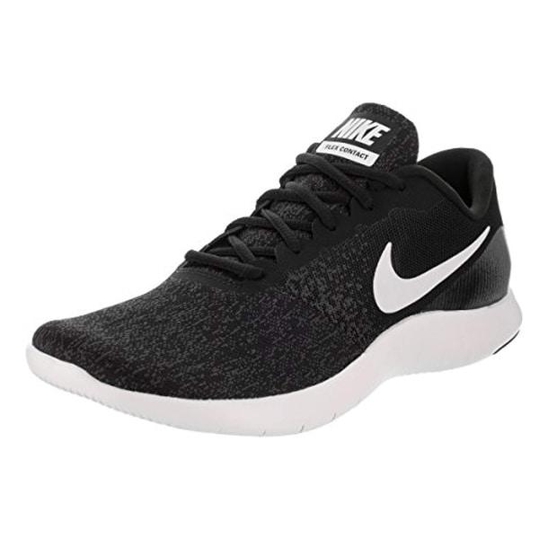 c70e07ae71cb Shop Nike Women s Flex Contact Running Shoe Wolf Grey Metallic Rose Gold  (7.5 B(M) Us) - Free Shipping Today - Overstock - 25630783