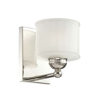 "Minka Lavery 6731-1 1 Light 7"" Height Bathroom Sconce from the 1730 Series Collection"